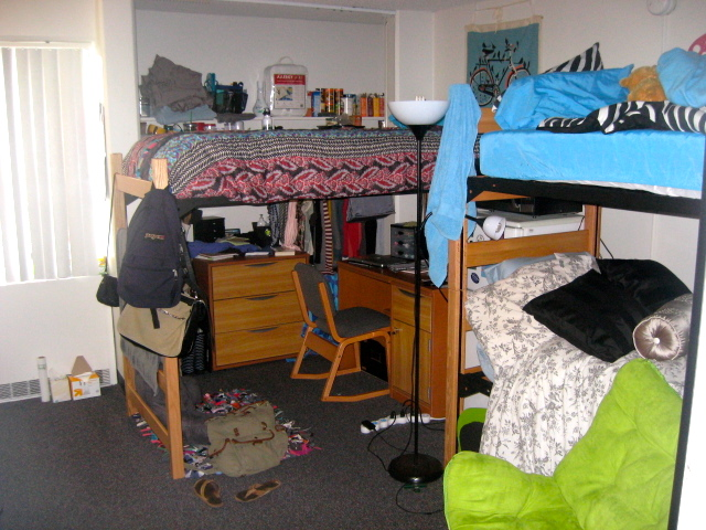 Stanford Dorm Room Virtual Tour